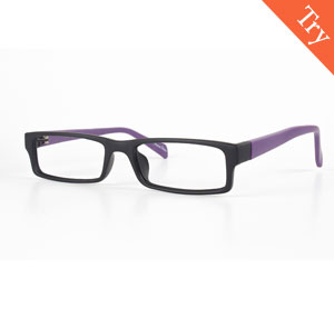 Deni Black Violet