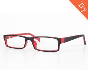 Deni Black Red