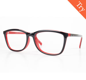 Lily-Black-Red
